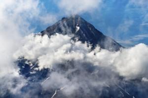 Koryaksky Vulkan