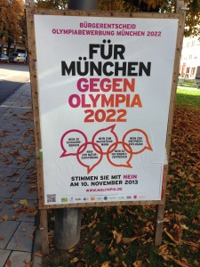Gegner Olympiade