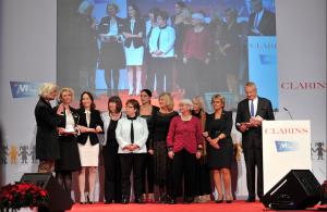 Prix Courage Preisträgerinnen