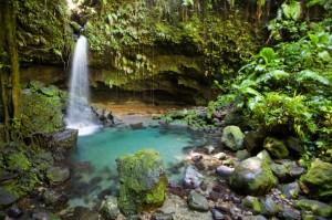 Antillen-Inseln Dominica