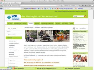 www.vcd.org/lastenraeder.html