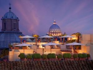 BIO HOTEL Raphael 4S Superior Terrasse