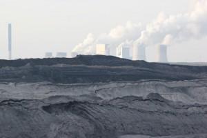 Kohle Kohlekraftwerk Tagebau