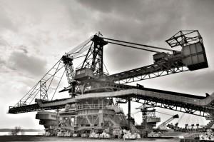 Tagebau, Kohle, Braunkohle