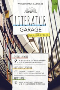 Literatur-Garage
