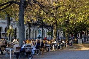 Hofgarten München Kurzreise